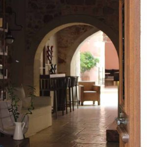 Bars und Cafes in Chania Altstadt