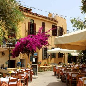 Hotels, Pensionen und Restaurants in Chania