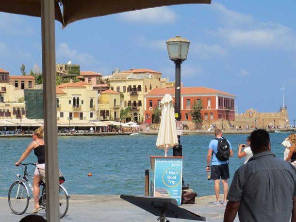 Limani Venezianischer Hafen Chania