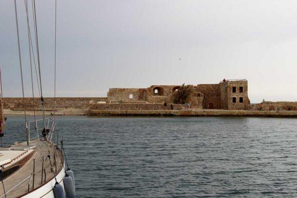 San Nicolo Bastion Agios Nikolaos Chania