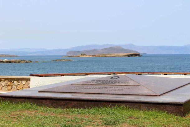 Sehenswürdigkeiten Chania Denkmal Nea Chora