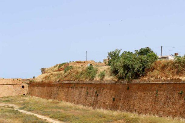 Stadtmauer Chania Geschichte
