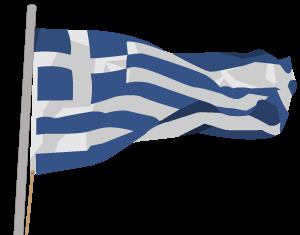 Griechenland Flagge Kreta Reiseguru