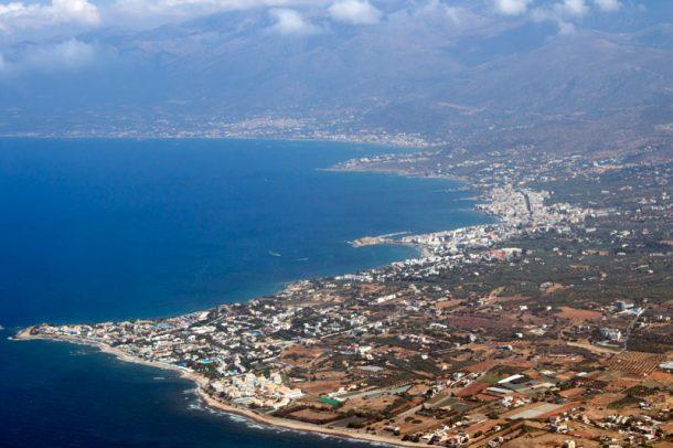 Bucht von Malia