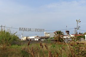 Fischerhafen Malia Port