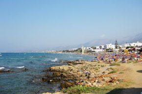 Strand Stalida Kreta