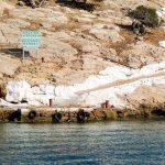 Agii Pandes vor Kreta
