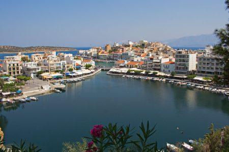Agios Nikolaos Voulismeni-See