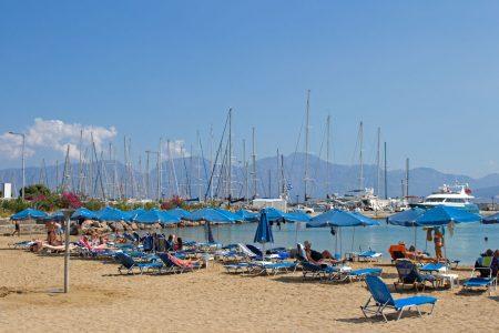 Ammos Strand Agios Nikolaos