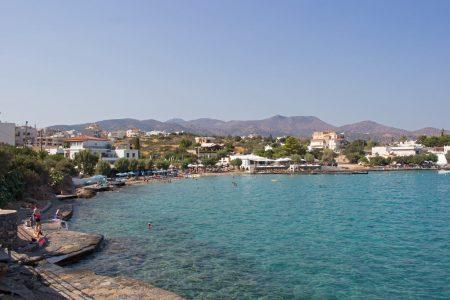 Ammoudi Strand Agios Nikolaos