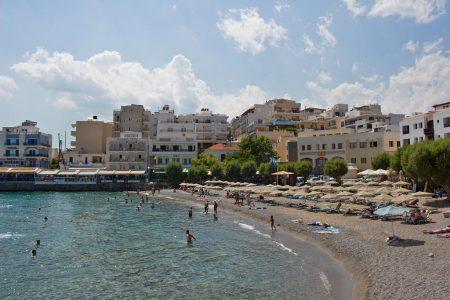 Kitroplatia Strand Agios Nikolaos