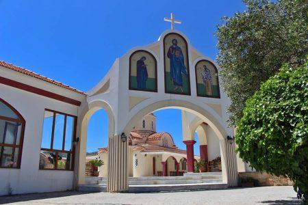 Klöster auf Kreta
