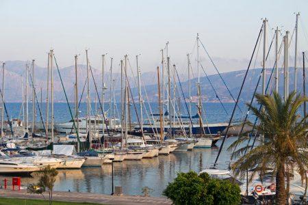 Yachthafen Marina von Agios Nikolaos