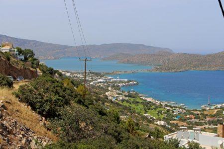 Strände nördlich von Agios Nikolaos vor Elounda