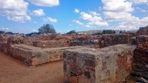 Lage und Geschichte vom Palast von Malia