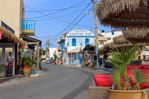 Hotels, Pensionen und Bars in Sissi auf Kreta