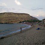 Festival am Strand von Matala