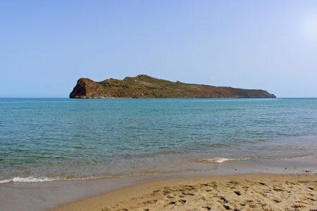 Insel Agii Theodori (Theodorou) auf Kreta