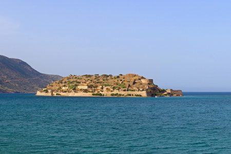 Insel Spinalonga bei Elounda