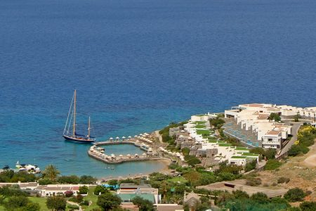 Luxushotel Elounda Peninsula All Suite Hotel auf Kreta