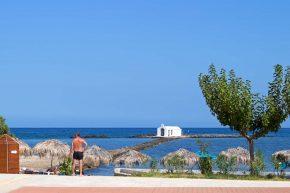 Kreta Wetter September