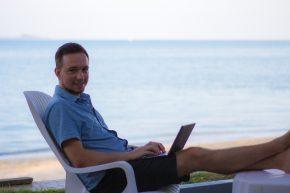 Benjamin Fickelscher vom Kreta Reiseguru