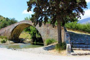 venezianische Brücke Preveli