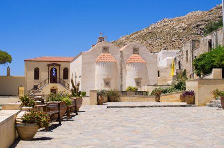 Kloster Moni Preveli Kreta