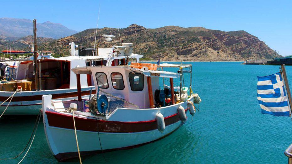 Griechenland mit Wohnmobil